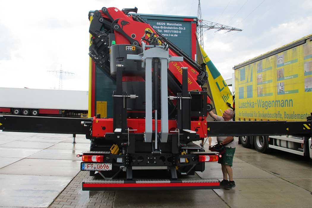 3-Achs MB Actros Palfinger 34002