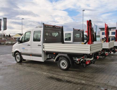 Mercedes-Sprinter 316 CDI DOKA