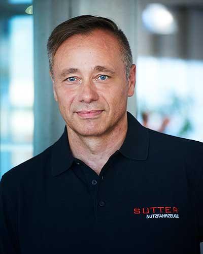 Claus Sutter Geschäftsführung